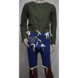 Pack doublet, breeches and tights