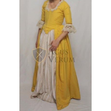 Women dress 18th century